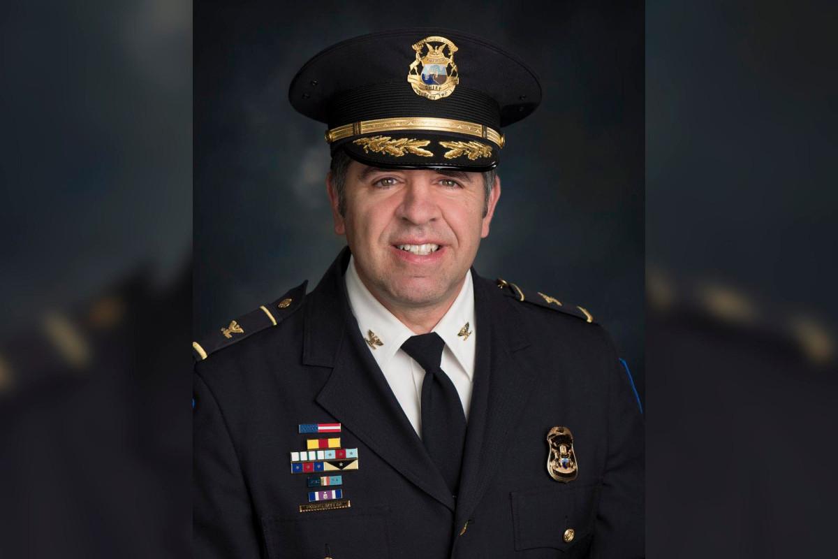 Kepala polisi Michigan cuti setelah posting tentang 'kantong mayat' untuk pengunjuk rasa
