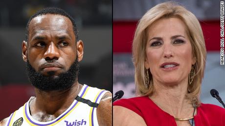 LeBron James memanggil pembawa acara Fox News, Laura Ingraham karena membela Drew Brees