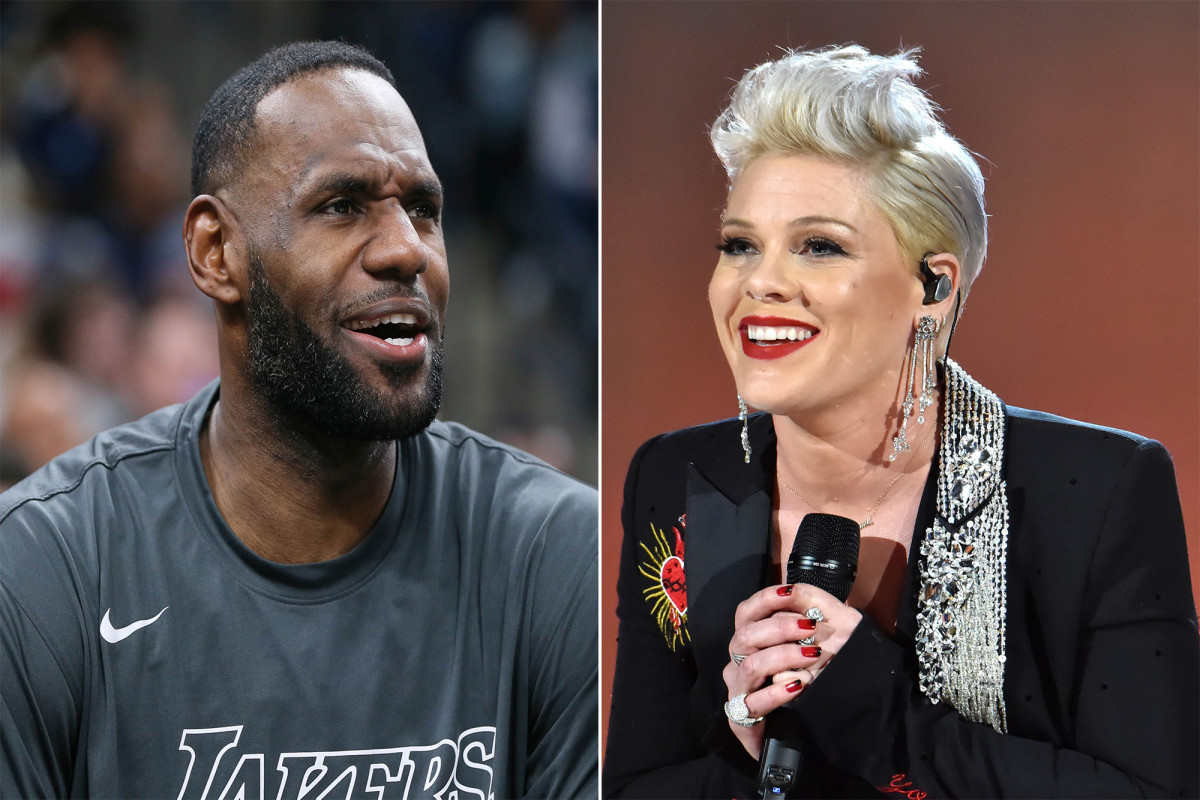 LeBron James, Pink, membanting 'clout chaser' menggunakan protes untuk publisitas