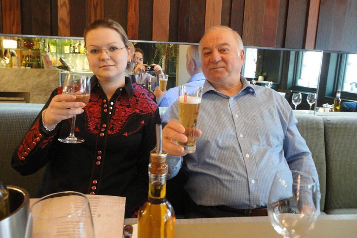 Mantan mata-mata Rusia Sergei Skripal dan putrinya memulai kembali di Selandia Baru