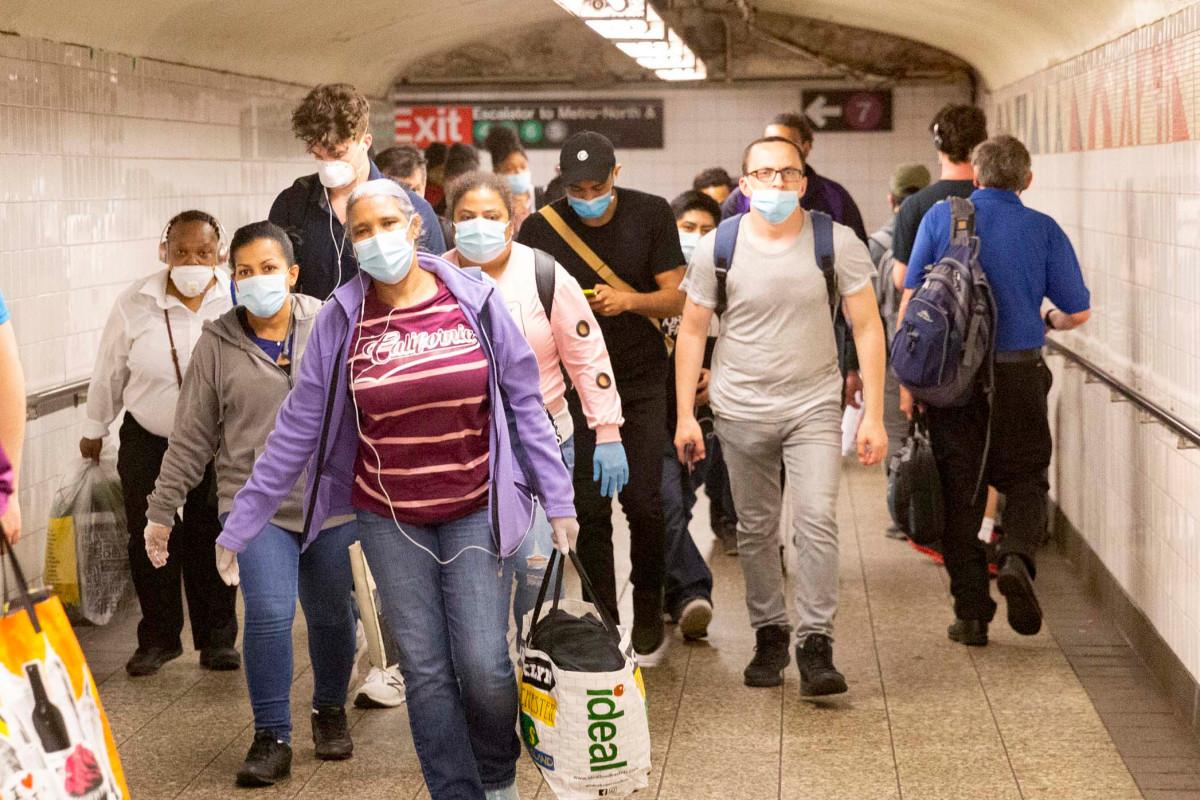 Masker wajah wajib dapat memperlambat penyebaran COVID-19 sebesar 40%: studi