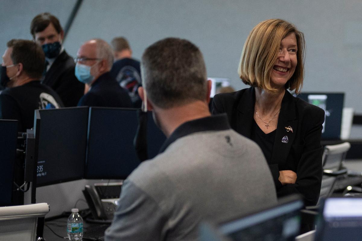 NASA menunjuk wanita pertama yang mengepalai program luar angkasa manusia