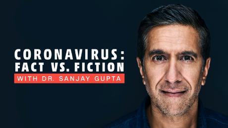 Dua Virus: coronavirus podcast Dr. Sanjay Gupta untuk 5 Juni