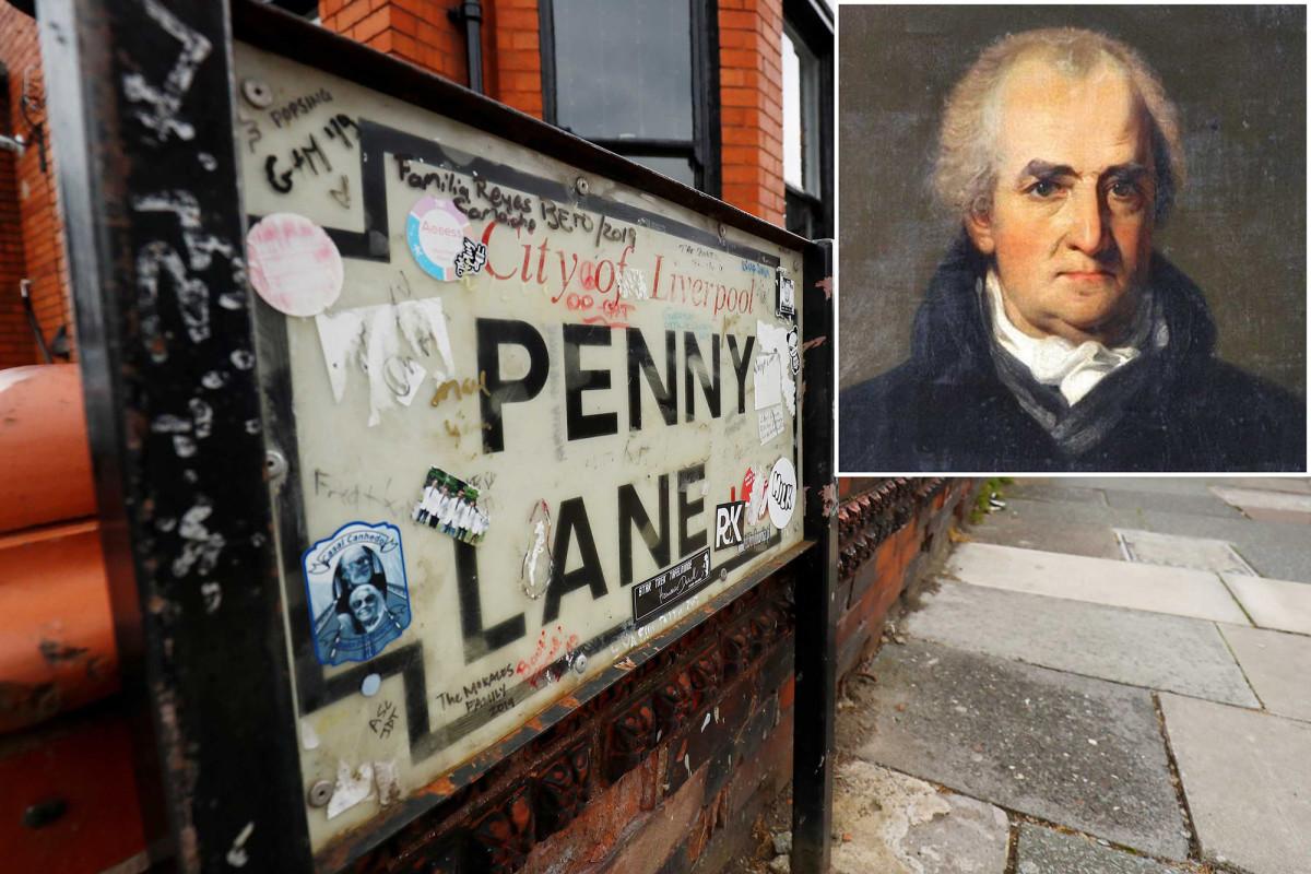 Penny Lane, jalan yang menginspirasi The Beatles, dapat diganti namanya karena protes