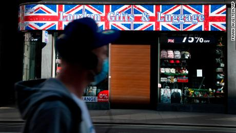 & # 39; Bencana Besar & # 39; satu-dua pukulan dari coronavirus dan Brexit mengancam Inggris