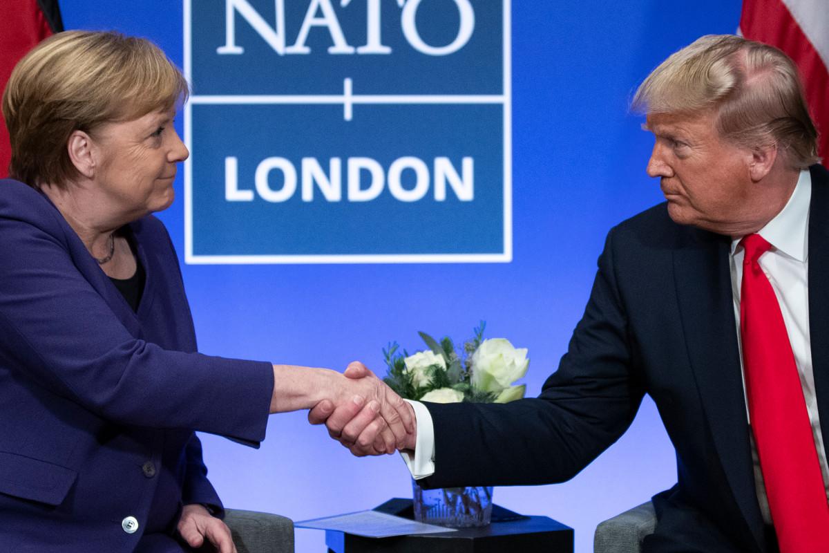 Perintah Trump hampir 10K pasukan dihapus dari Jerman