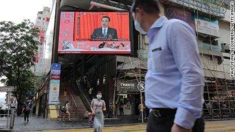 Bisnis takut yang terburuk untuk masa depan Hong Kong