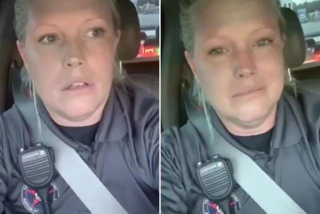 'Petugas Karen' mengatakan orang-orang 'kehilangan poin' dari video McMuffin