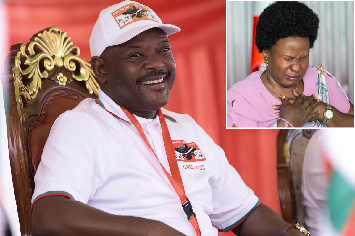 Pierre Nkurunziza dari Burundi mungkin meninggal karena COVID-19