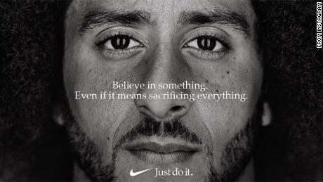Iklan Nike Colin Kaepernick memenangkan Emmy untuk iklan yang luar biasa