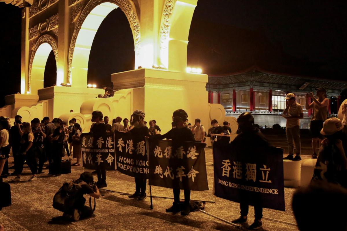 Taiwan berebut bersiap-siap untuk gelombang masuk dari protes Hong Kong