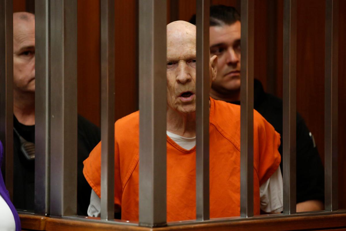 Tersangka Pembunuh Negara Bagian Emas diharapkan mengaku bersalah