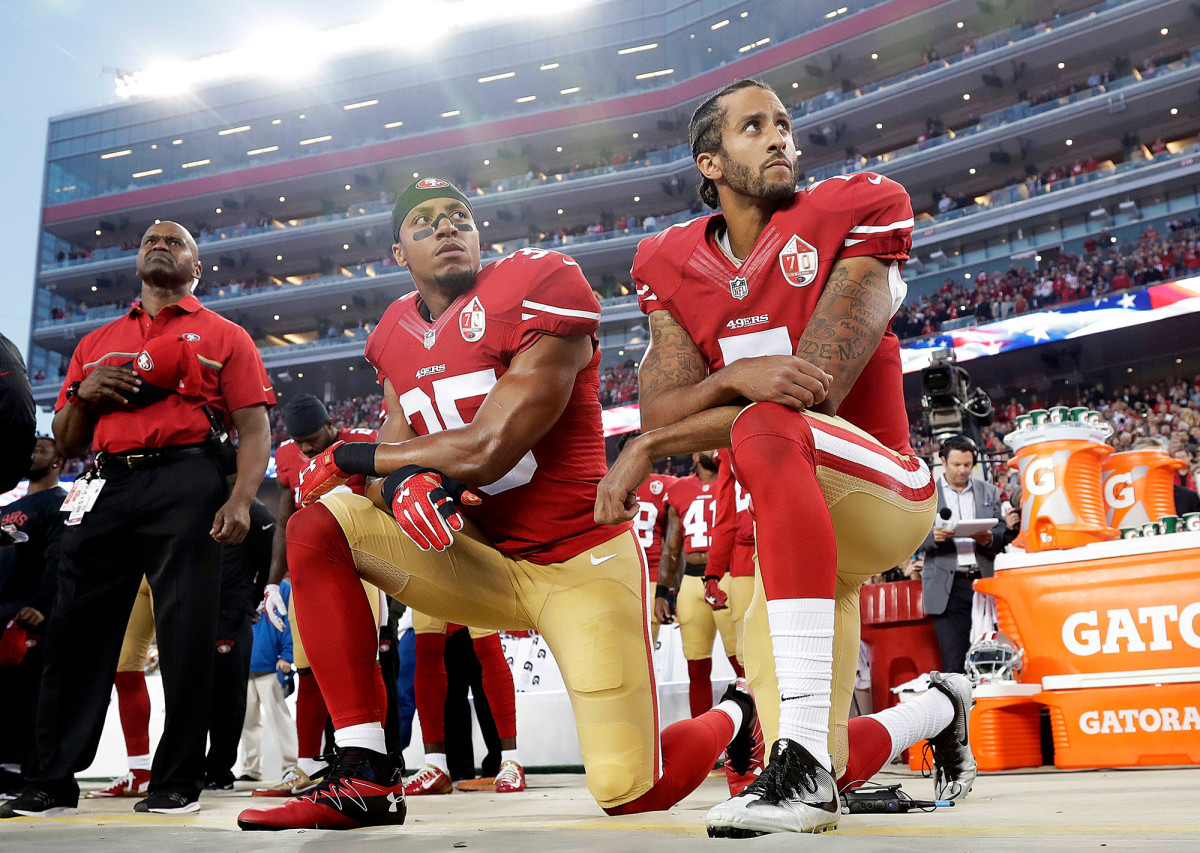 Trump masih bersikeras melawan pemain NFL berlutut: WH tekan dtk
