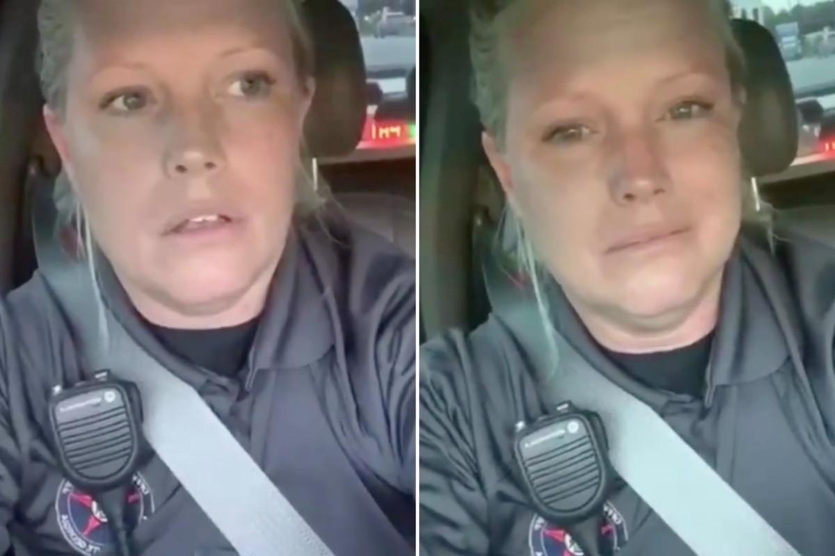 Video 'Petugas Karen' menjadi viral setelah polisi mogok karena McMuffin