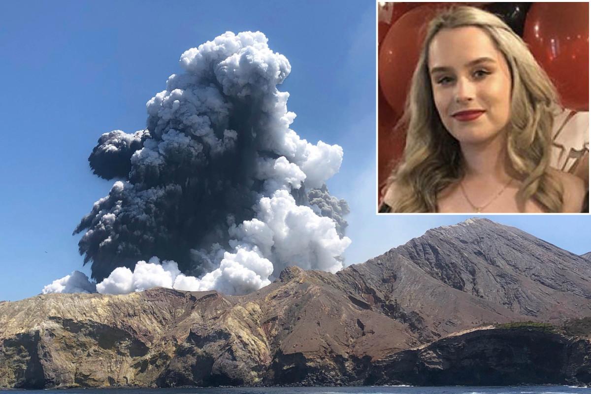 Wanita yang selamat dari gunung berapi Selandia Baru ingat kehilangan ayah, saudara perempuannya