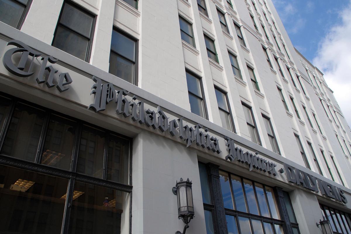Wartawan Philadelphia Inquirer berjalan di atas judul 'sangat ofensif'