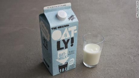 Starbucks menambahkan lattes daging dan susu nabati ke menunya di Cina