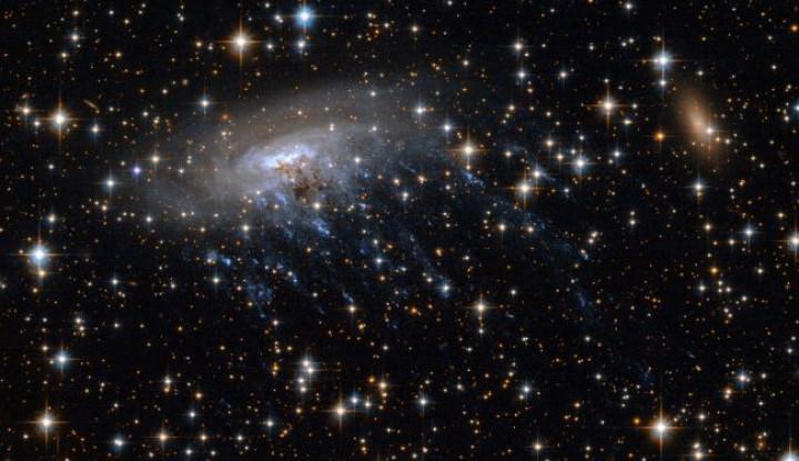 Astronom Hasilkan Peta 3D Terbesar di Alam Semesta, Seperti Apa?