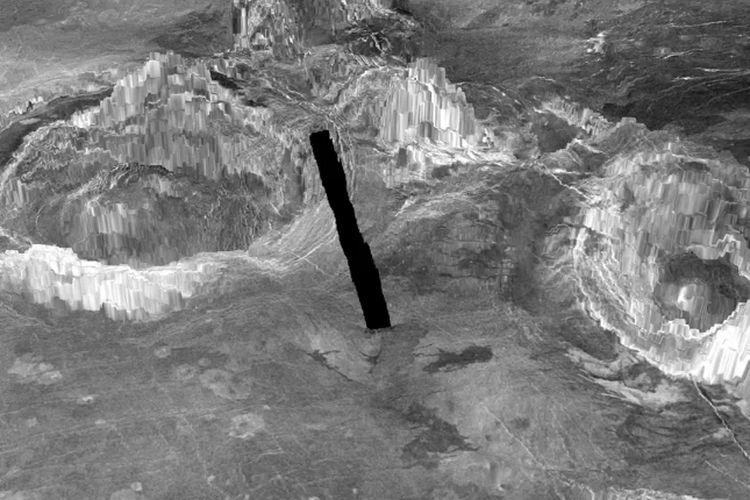 Gunung Berapi Ditemukan di Planet Venus, Menantang Teori Planet Tidur