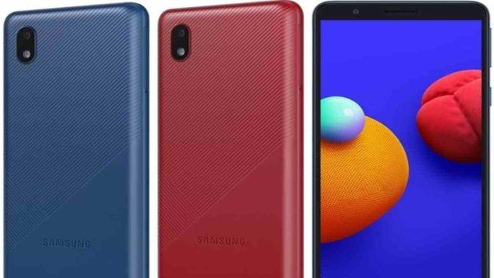 Harga Samsung Galaxy A01 Core HP 1 Jutaan Flash Sale Shopee
