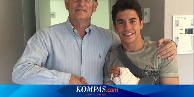 Marc Marquez Ingin Balapan di MotoGP Andalusia, Dokter Beri Penjelasan Halaman all