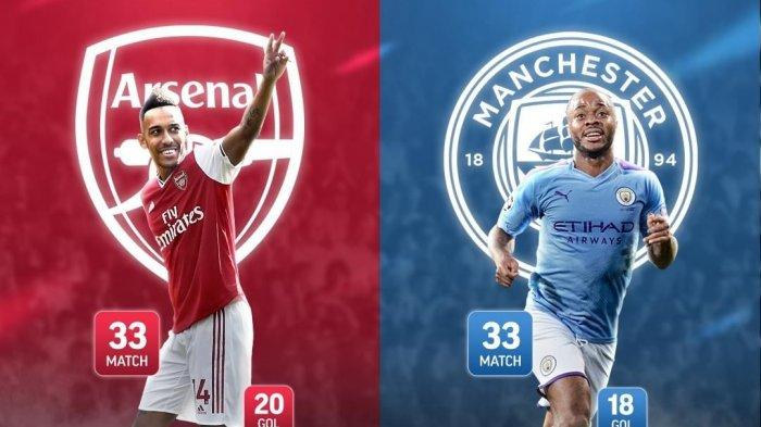 SEDANG BERLANGSUNG Live Streaming Bein Sports 1 Arsenal vs Manchester City Piala FA, Tonton di Sini